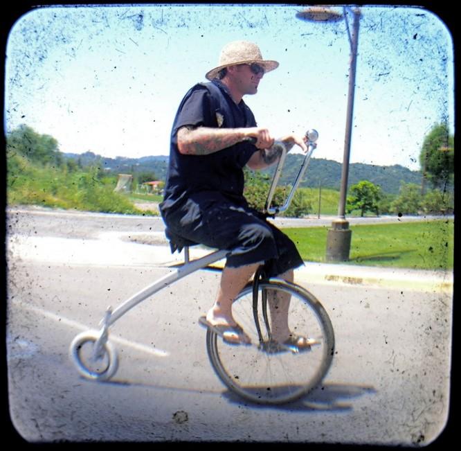 15 thiết kế xe đạp độc đáo và sáng tạo nhất có thể bạn chưa biết ảnh 8