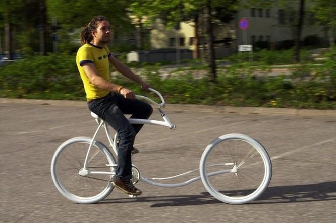 15 thiết kế xe đạp độc đáo và sáng tạo nhất có thể bạn chưa biết ảnh 10