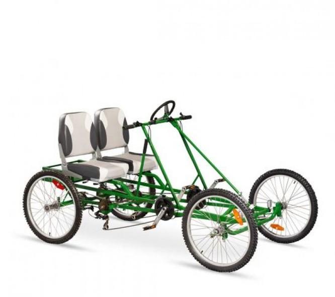 15 thiết kế xe đạp độc đáo và sáng tạo nhất có thể bạn chưa biết ảnh 6