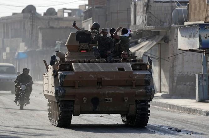 Mỹ tuyên bố rút quân và động thái của Syria ảnh 1
