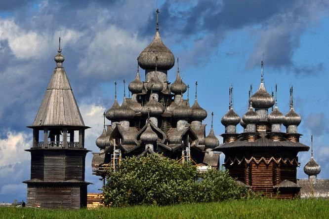 Nhà thờ Biến hình (Ảnh: arctic.ru)