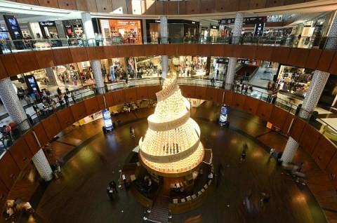 Có nhiều hoạt động cho kỳ nghỉ Giáng sinh ở Dubai (Ảnh: Getty Images)
