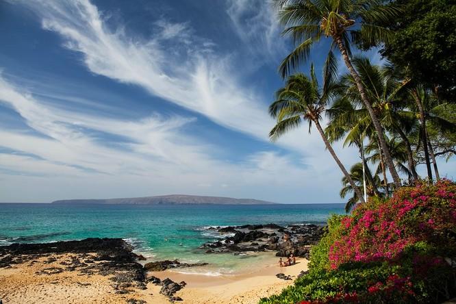 Giáng sinh là thời điểm tuyệt vời để đến Hawaii (Ảnh: Getty Images)