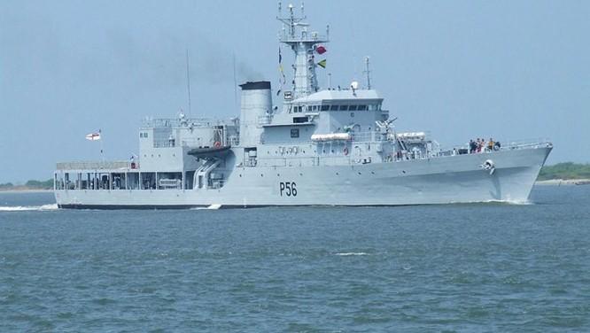 Báo Ấn Độ tiết lộ loại tàu mà New Delhi sắp bán cho Việt Nam