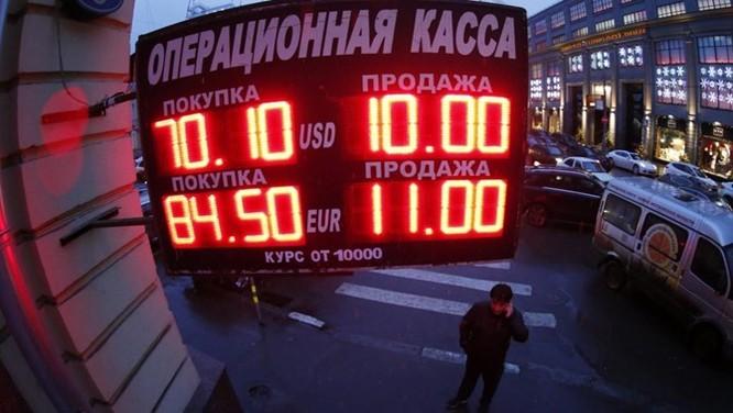 Châu Âu bàn đối sách khi Nga đang khủng hoảng tài chính vô tiền khoáng hậu