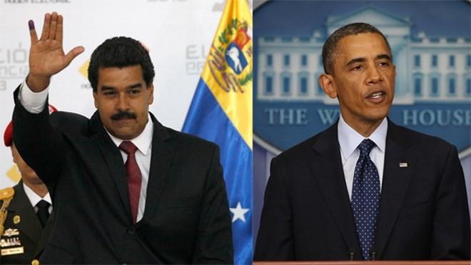 Tổng thống Mỹ ký luật trừng phạt quan chức cấp cao Venezuela ảnh 1