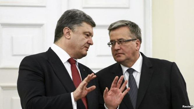 Đàm phán tại Minsk, lối thoát mới cho khủng hoảng Ukraine