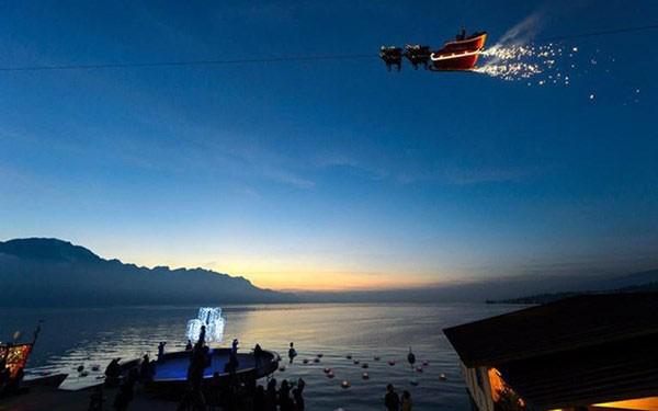 Rộn ràng không khí Giáng Sinh trên khắp thế giới ảnh 10