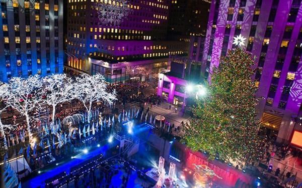Rộn ràng không khí Giáng Sinh trên khắp thế giới ảnh 11