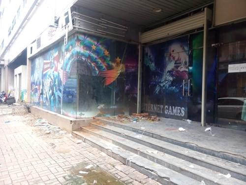 Cảnh hoang tàn của tòa nhà trị giá 55 triệu USD Thuận Kiều Plaza ảnh 11