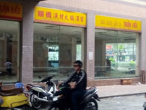 Cảnh hoang tàn của tòa nhà trị giá 55 triệu USD Thuận Kiều Plaza ảnh 10