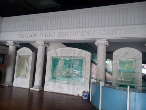 Cảnh hoang tàn của tòa nhà trị giá 55 triệu USD Thuận Kiều Plaza ảnh 8