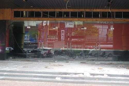 Cảnh hoang tàn của tòa nhà trị giá 55 triệu USD Thuận Kiều Plaza ảnh 13