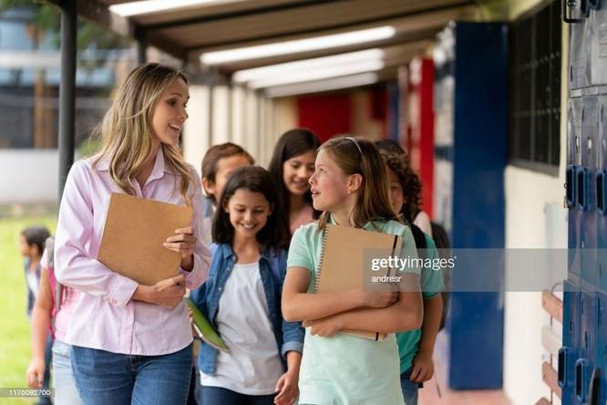 Làm sao để thầy cô không biến thành 'thợ dạy' ? ảnh 2