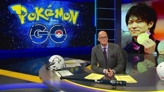 Vận động viên Olympic Nhật 'mất trắng' 5.000 USD vì mê chơi Pokemon Go ảnh 1