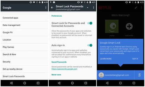 Smart Lock tiện lợi, nhưng không an toàn nếu bạn quan tâm đến vấn đề riêng tư.