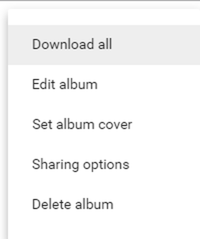 Cách tải về toàn bộ ảnh và video từ Google Photos ảnh 1