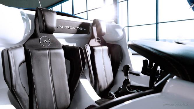 Video: Cận cảnh ôtô bay dẫn đầu xu hướng giao thông tương lai ảnh 4
