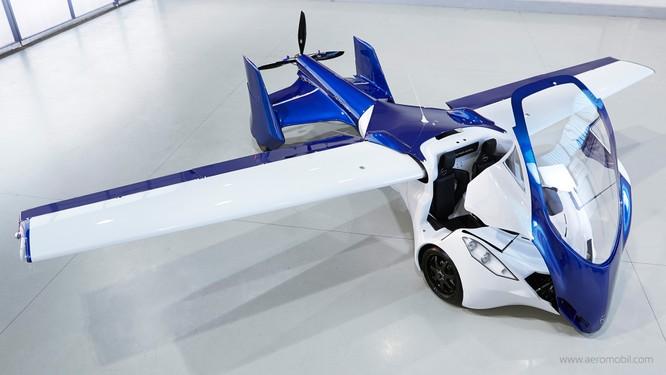 Video: Cận cảnh ôtô bay dẫn đầu xu hướng giao thông tương lai ảnh 2