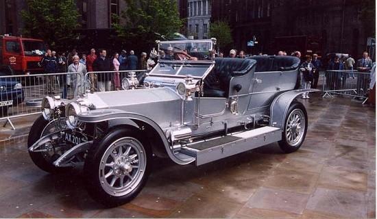 10 điều thú vị về thương hiệu Rolls-Royce ảnh 2