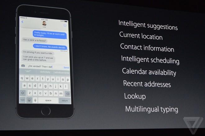 """10 tính năng """"như mơ"""" trên iOS 10 ảnh 2"""