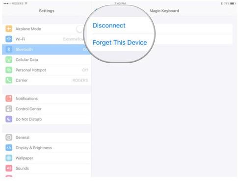 4 mẹo khai thác bàn phím Bluetooth trên iPhone, iPad hiệu quả ảnh 3