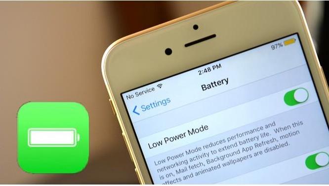 11 cách khắc phục lỗi hao pin trên iOS 10 ảnh 2