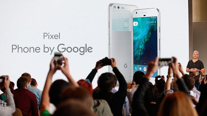 Video: Google Pixel và Pixel XL chính thức trình làng ảnh 4