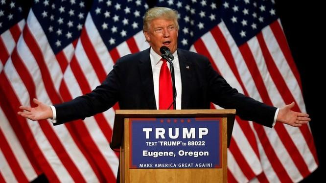 Ông Donald Trump (ảnh minh họa)