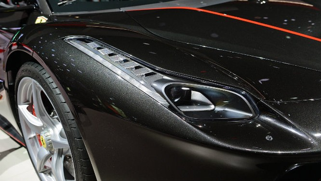 Ngắm siêu xe Ferrari LaFerrari Aperta giá 58,4 tỷ đồng cháy hàng ảnh 4