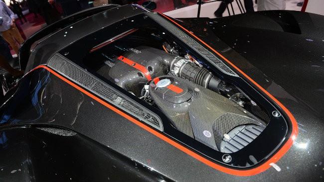 Ngắm siêu xe Ferrari LaFerrari Aperta giá 58,4 tỷ đồng cháy hàng ảnh 7