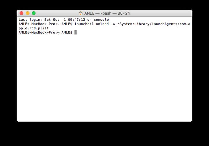 Ngăn iTunes tự khởi chạy trên máy Mac ảnh 1