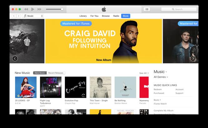 Ngăn iTunes tự khởi chạy trên máy Mac ảnh 2