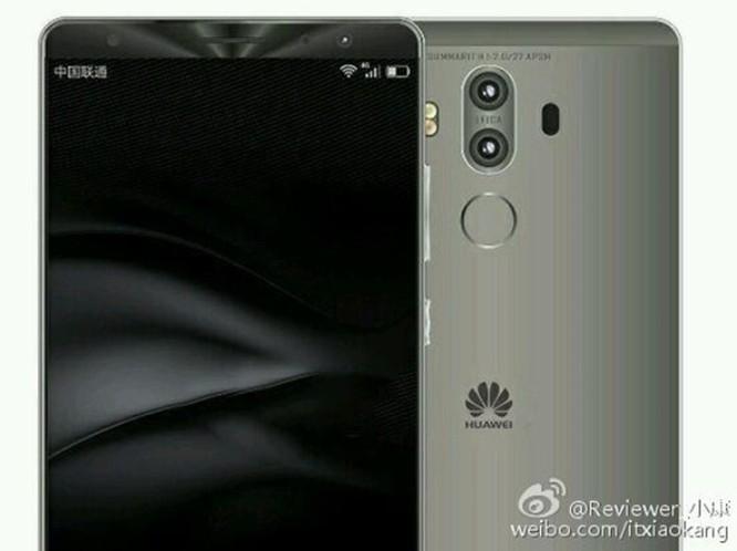Huawei sắp trình làng Huawei Mate 9 và Kirin 960 ảnh 1