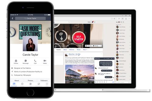 Facebook châm ngòi cuộc chiến tranh về giá khi ra mắt phần mềm doanh nghiệp ảnh 1