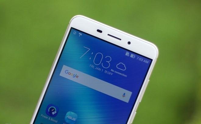 Soi điện thoại Asus Zenfone 3 Laser vừa lên kệ tại Việt Nam ảnh 9