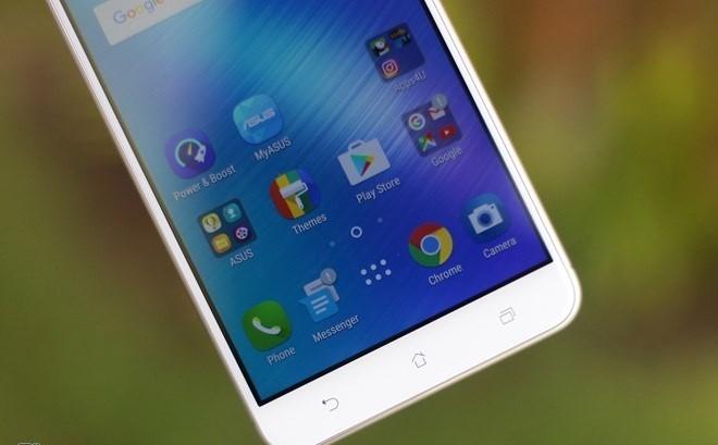 Soi điện thoại Asus Zenfone 3 Laser vừa lên kệ tại Việt Nam ảnh 10