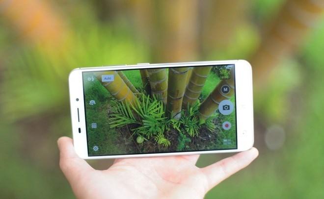 Soi điện thoại Asus Zenfone 3 Laser vừa lên kệ tại Việt Nam ảnh 11