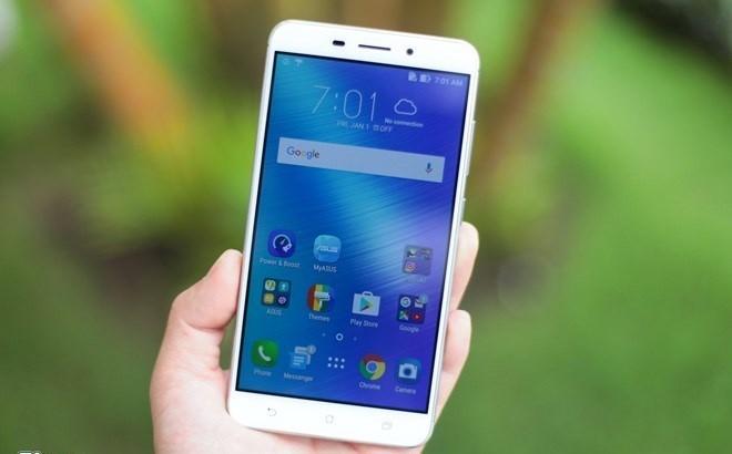 Soi điện thoại Asus Zenfone 3 Laser vừa lên kệ tại Việt Nam ảnh 6