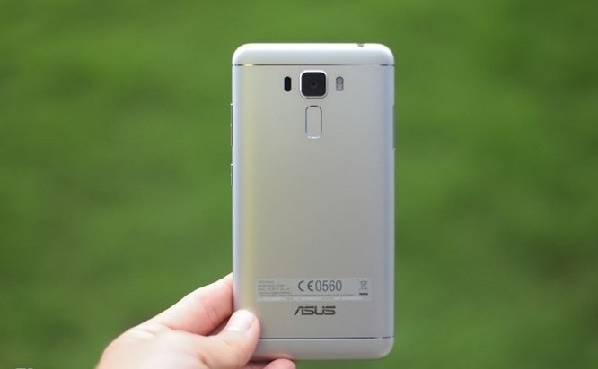 Soi điện thoại Asus Zenfone 3 Laser vừa lên kệ tại Việt Nam ảnh 7