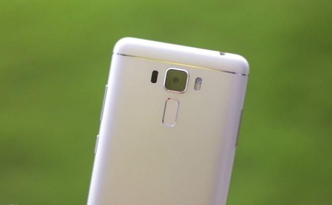 Soi điện thoại Asus Zenfone 3 Laser vừa lên kệ tại Việt Nam ảnh 8