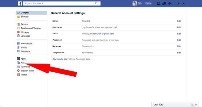 Cách xóa sổ quảng cáo phiền toái trên mạng xã hội Facebook ảnh 3
