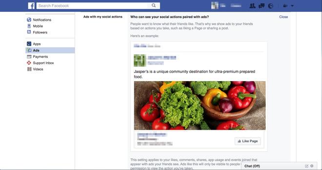 Cách xóa sổ quảng cáo phiền toái trên mạng xã hội Facebook ảnh 5