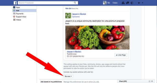 Cách xóa sổ quảng cáo phiền toái trên mạng xã hội Facebook ảnh 6