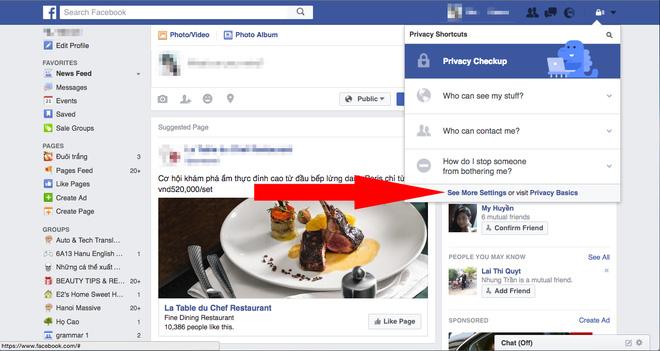 Cách xóa sổ quảng cáo phiền toái trên mạng xã hội Facebook ảnh 8