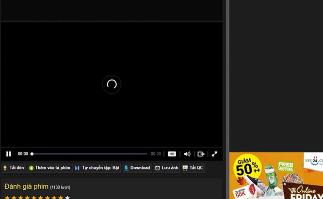 Các sự cố khi xem phim online và cách khắc phục ảnh 2