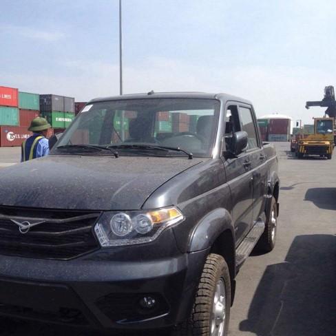 Chiêm ngưỡng 3 chiếc ô tô Nga đời mới đầu tiên về Việt Nam ảnh 6
