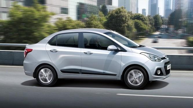Top 5 mẫu xe ô tô sedan giá rẻ dưới 500 triệu ảnh 3
