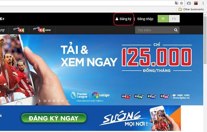 """""""Trên tay"""" dịch vụ myK+ NOW: xem bóng đá trên di động qua Wi-Fi và 3G ảnh 1"""