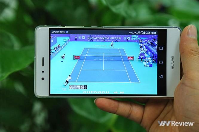 """""""Trên tay"""" dịch vụ myK+ NOW: xem bóng đá trên di động qua Wi-Fi và 3G ảnh 12"""